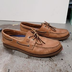 SPERRY TOPSIDERS BOAT SHOES SZ 11